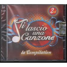 AA.VV. 2 CD Ti Lascio Una Canzone - La Compilation Sigillato 5051865430759
