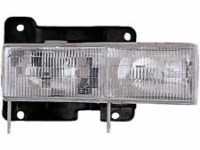 For 1992-1999 GMC C2500 Suburban Headlight Assembly Right Dorman 57156QP 1993