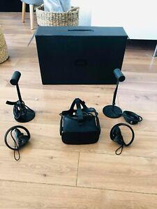Casque Oculus rift VR réalité virtuelle 2 manettes 2 capteurs En Excellent État