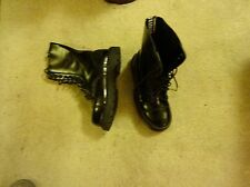 grinders boots 44(10)stag/motorcycle/trike/punk/steam punk/gothic/biker/new rock