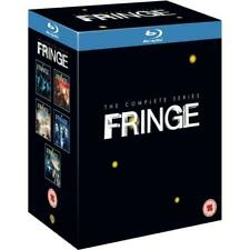 Fringe: The Complete Series Seasons 1-5 [Blu-ray Set Region Free Paranormal TV]