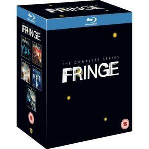 Fringe: The Complete Series Seasons 1-5 [Blu-ray Set Region Free Paranormal TV]