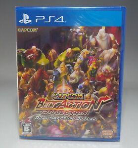 Capcom Belt Action Collection - PS4 Japan