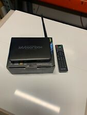 🟢 Jetstreambox Model:T6 HD Streaming Player Media Player Box And Control