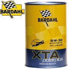 6 LITRI OLIO MOTORE BARDAHL XTA POLARPLUS 5W-30 TAGLIANDO AUTO