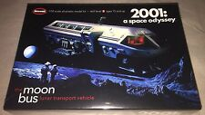 Moebius Moon Bus 2001 A Space Odyssey model kit new 1/55 scale 2001-1