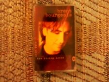 Brent Bourgeois in Music cassettes 1st solo release after he left Bourgeois Tagg