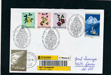 Christkindl-Reco-Brief 20.11.2009, LZ Bad Goisern am Hallstättersee    (CH1)
