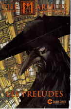 Marquis, The: Les Preludes #1 VF/NM; Caliber | save on shipping - details inside