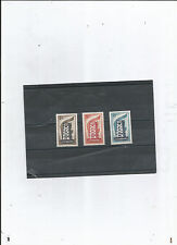 TIMBRES  luxembourg EUROPA