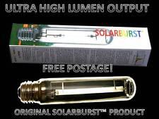 NEUF SOLARBURST EXTREME 600 WATT DOUBLE SPECTRE AMPOULE. HPS