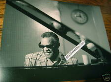 RAY CHARLES PHOTO-MUSIC,SOUL,R&B,MOTOWN,BLUES,GOSPEL,LP,PHOTOGRAPHY,RECORDS,CD