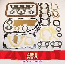 Full Gasket kit - Suzuki Sierra SJ410 Maruti MG410 & Super Carry SK410 1.0 F10A