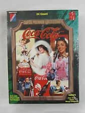 Coca-Cola Collector Cards - Super Premium Collection   1995 - NEW