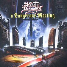 Dangerous Meeting by King Diamond (CD, Oct-1992, Roadrunner Records)