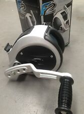FULTON F2 - ENCLOSED BOAT TRAILER WINCH - RATED 2000LBS - SKI BASS WAKE BOATS