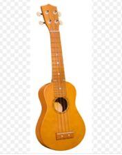 "Professional 22.55"" Concert Ukulele Hawaii Acoustic Guitar Sapele Brown"