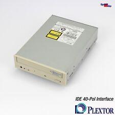 PLEXTOR PX-W2410TA CD-RW BRENNER LAUFWERK IDE 40-POL PIN DRIVE CD-ROM 24/10/40A