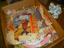 Vintage Paper Dolls Assorted Large Unsorted  Mixed Lot
