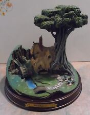 Disney Classics Sleeping Beauty Woodcutter's Cottage - WDCC - Enchanted Places