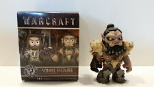World Of Warcraft Mystery Minis Vinyl Figures loose Black Hand Orc