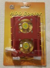 LQ Hard Drive Cooler Fan Clear