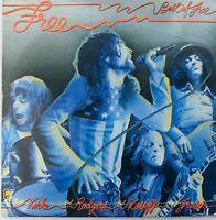 Free - Best Of Free Vinyl LP