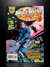 COMICS: Amalgam: Bruce Wayne: Agent of S.H.I.E.L.D #1 (1996), origin of B. Wayne