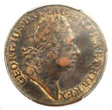 1723 Rosa Americana 2Pence Colonial Coin - Certified Pcgs Xf Details (Ef)!
