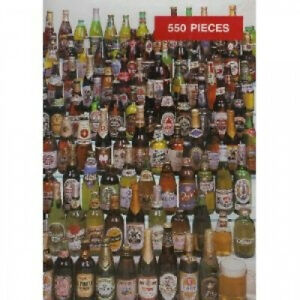 99 Bottles of Beer Jigsaw Puzzle. Great American Puzzle Factory