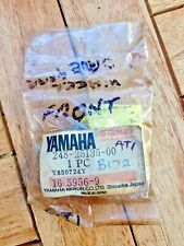 Yamaha Front Wheel Gear Drive  NOS TY 250E XT  RS100 AT1 DT125MX DT125 TY125 250