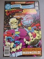 DC Comics Presents #28 Origin and Second Appearance of Mongul - HIgh Grade