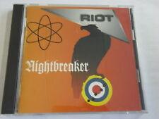 Riot - Nightbreaker (Japan Release / 1993)