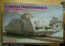 SCHWERER PANZERSPAHWAGEN  1/35 SCALE,DRAGON KIT