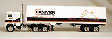 HO Weaver Popcorn 18 Wheeler (4-1022)