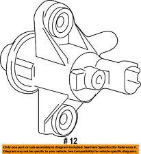 FORD OEM-Vapor Canister Purge Valve AU5Z9C915B
