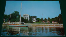 1970's  Nonantum Hotel Kennebunkport Maine RPPC Supercrome pic