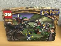 HARRY POTTER LEGO 4727 NEW SEALED ARAGOG IN THE DARK FOREST