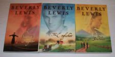 Annie's People Series by Beverly Lewis Lot 3 Complete Set Amish Romance Novels