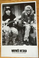 Wayne's World Waynes World Mike Meyers Dana Carvey Movie 24 x 36  poster