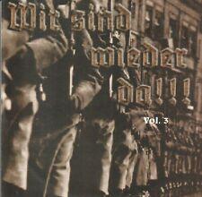 VARIOUS-CD-Wir Sind Wieder Da!!! Vol. 3