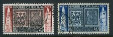 Italy #602-3 Used