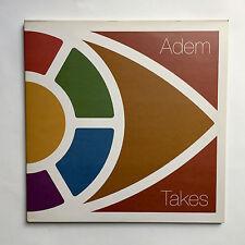 ADEM - TAKES * LP VINYL * FREE P&P UK * LTD * RARE * DOMINO WIGLP177 *