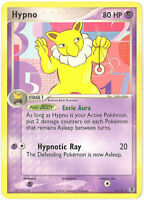 Pokemon Card - Fire Red Leaf Green 25/112 - HYPNO (rare) - NM/Mint