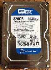 """Western Digital WD3200AAJS WD Caviar Blue 320GB SATA 8MB Cache 3.5"""" Hard Drive"""