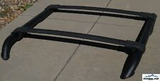 2004 Land Rover Discovery 2 Factory Roof Rack Side Rails & Cross Bars Large Tube
