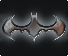 Batman Logo Cool Boy Room Design Blacl Mouse Pad Home