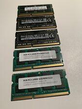 "16GB (4x4GB) Memory SODIMM For 27"" Apple iMac, Retina 5K, Late 2015 17,1"