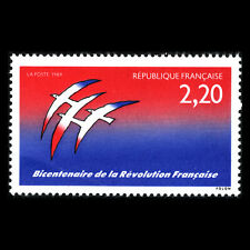 France 1989 - 200th Anniversary of French Revolution - Sc 2139 MNH
