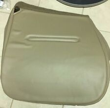 2004 2005 Ford F450 F550 XL Work Truck -Driver Side Bottom Vinyl Seat Cover Tan